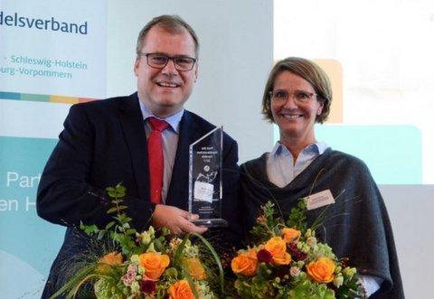 Norddeutscher Handelspreis 2017 geht an die Schlemmer-Markt Freund Lebensmittelmärkte GmbH