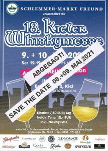 Whiskymesse Absage